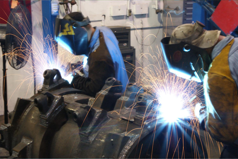 Bluegrass Surplus welding and fabrication